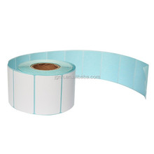 Custom Printed Roll Blank Self Adhesive Label Sticker