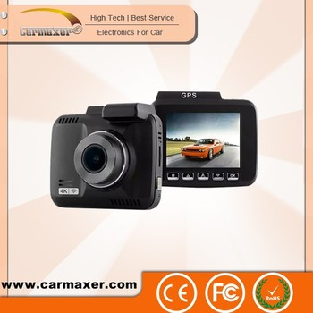 mobile dvr with lcd screen 2.4inch GPS & WIFI car black box