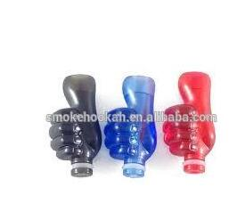 Aluminum Colored Drawing Drip Tips disposable drip tip 510 hand drip tips
