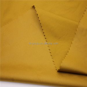 100% polyester calendering waterproof downproof taffeta lining fabric for down jacket