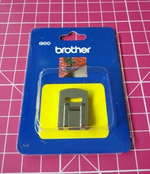 brother domestic sewing machine presser foot Gathering Foot 21009