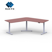Modern Style Office Electric Lifting Metal Desk Frames