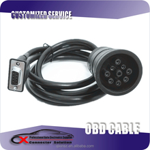 DB9P Female To CMI J1939 9P Cable