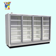 China Little Duck Commercial Display Freezer E7 ATLANTA/MIAMI