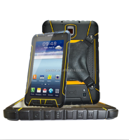 ST907 Waterproof Shockproof dustproof 7 inch Mobile Tablet FCC industrial Rugged computer Tablet PC witH 4G FDD LTD/Card ntag203