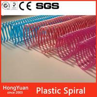 Rubber & Plastics & Rubber Stocksral pvc binding bar/file and binding ring