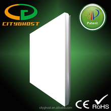 New Patented Design Frameless Indoor Lighting Lamp CRI80 80LM per W CE,ROHS Certified Framless LED Ceiling Panel 600x600 48W