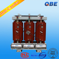 resin cased dry-type 30-315kva power distribution transformer