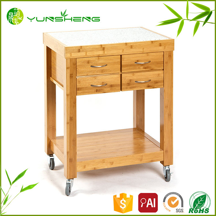 Hot Sale New Design Food Selling Cart