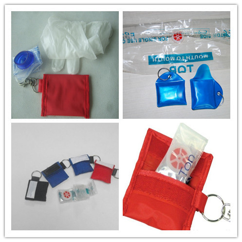 2017 present kit for promotional cpr shield manufacturer cpr shield promotion products cpr shield gift premium