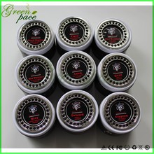 Ecig best wick and wire all kinds of prebuilt clapton wire, alien clapton coil, fused clapton wire in stock