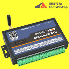 Gsm Gprs 3g Ethernet Wifi Modbus 3 phase Power Meter Energy Battery Solar Ac Dc Ct Voltage Current Data Logger