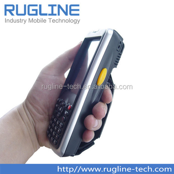 Windows Mobile 6.5 OS Rugged Handheld PDA with 1D Laser barcode scanner and HF RFID (RT360)