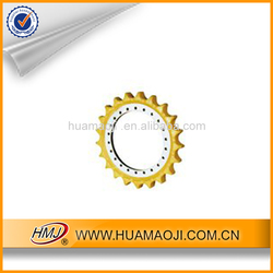 Heavy machinery spare parts, Excavator Sprockets made in china