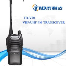 TD-V70 Police walkie talkie ham wireless fm any tone radio