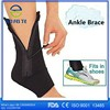 hot selling TV products Sports Neoprene Zipper Ankle Support