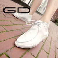 new Europe and American fashion style pure color sneakers women