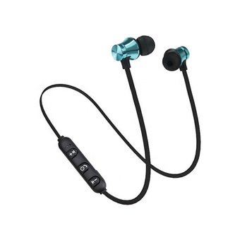 Original Factory Price Portable Innoviative Magnetic Wireless Sport Earbuds Headphone