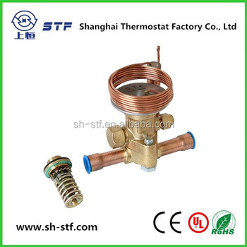 R410a R134a R22 Thermal Thermostatic Expansion Valve