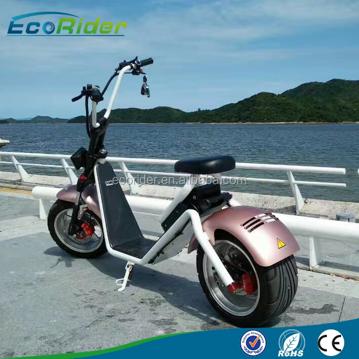 EcoRider Newest Electric Scooter, 1200w Electric Scooters, Cheap Price Chinese Electric Scooter