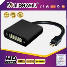 mini displayport to VGA scart cable adapter, DP to VGA adapter