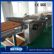 Puff Snack Biscuit Forming Machine Manufacturing Plant