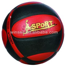 2014 promotional stress release pu basketball gifts