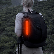 New product 2017 safety grow light led clip on backpack