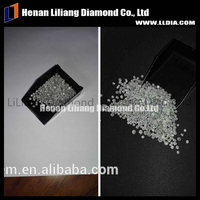 Mass production big size lab grown CVD and HPHT rough diamond for sale