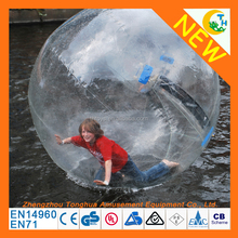 Popular kids water sports inflatable water ball toys for sale