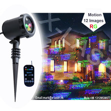 Halloween festival decoration colourful lights animal laser light projector