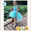 Wholesale Hot TUTU dress Girl Party Dance Pettiskirts Ballet Tutu Baby Girl Ruffled Flower Dress