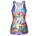 Fitness Clothing,Women's Tank Tops single stringer stair