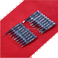 Soldering parts supplies ceramic tip soldering iron tip