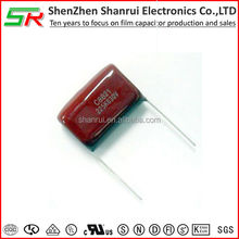 Specialized for welding machine Metallized polypropylene film capacitor cbb21
