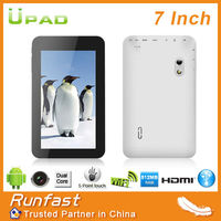 "Wholesale 7"" Tablet pc Android 4.2 Slot and Bluetooth and Dual Camera"