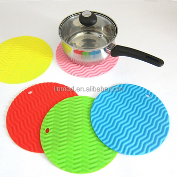 Wholesale Non Slip Mat Silicone Rubber Pad Dish Drying Mat