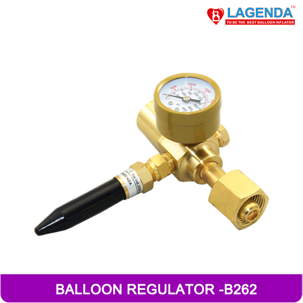 B262 Balloon Filler Inflator Regulator