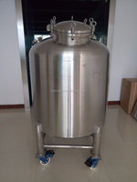stainless steel shampoo/ bodylotion/ liquid soap/ gel storage tank ( different model )