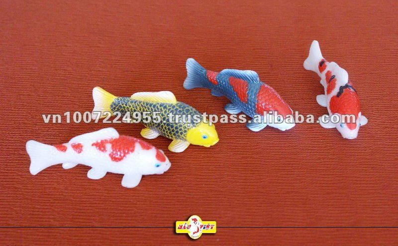 Polyresin Fish fridge magnet
