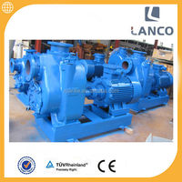 P series 4 inch non clogging centrifugal self-priming sweage pump