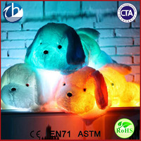 Led Light Dog Plush LED Dog