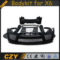 L Style FRP X6 Bodykit for BMW