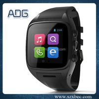 Bluetooth 4.0 Waterproof IP67 5MP Camera/GPS Navigation X1 android smart watch