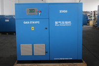 30KW GAS Screw air compressor