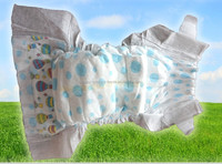 quick absorbtion and dry high quality disposable baby diaper with economical price