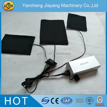 12v Rechargeable Battery Heating Pad for Jacket with 3 Temperature Adjustable