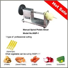 Good Quality Manual Potato Twister/Potato Ribbon Cutter/Potato Cutter Spring Potato Cutter Machine