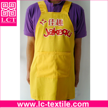 wholesale extra wide strap reinforced handmade 100 cotton twill durable welding apron with Center divided patch pocket(LCTA0199)