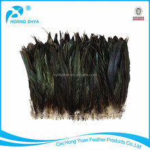 China Trading Manufacturer Factory Directly Excellent Quality Cheap Black Cock Feather